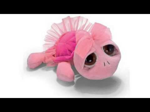 Video Video post on the Swirly Pink Peeper Turtle With Tutu