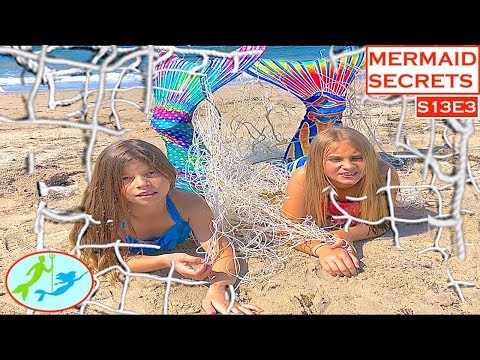 Mermaid Secrets of the Deep S13E3 GHOST NET | Theekholms
