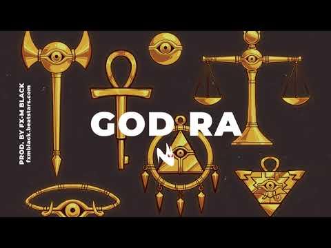 "BASE DE RAP - ""GOD RA"" - TRAP BEAT HIP HOP INSTRUMENTAL (Prod. Fx-M Black)"