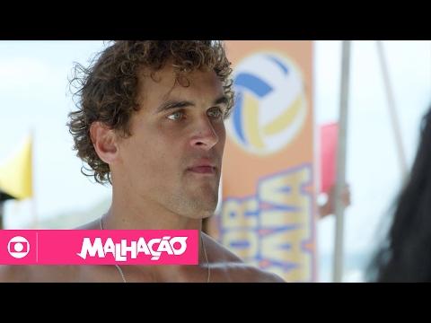 Malhação: Pro Dia Nascer Feliz I capítulo 117 da novela, quarta, 1º de fevereiro, na Globo