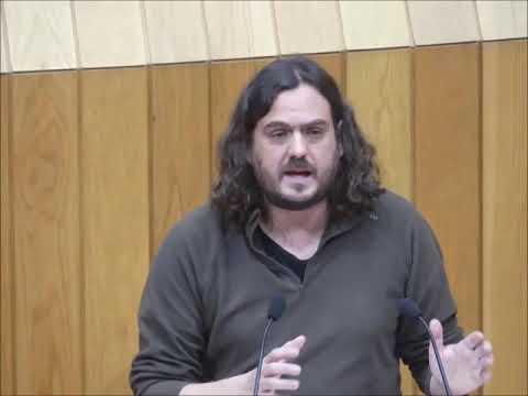 Antón Sánchez denuncia as irregularidades nos sondeos mineiros de Santa Comba
