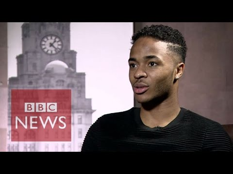 'I'm Not A Money-grabber' Raheem Sterling - BBC News