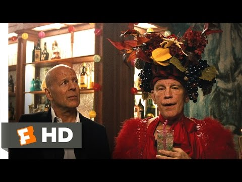 Red 2 (10/10) Movie CLIP - Didn't See That One Coming (2013) HD