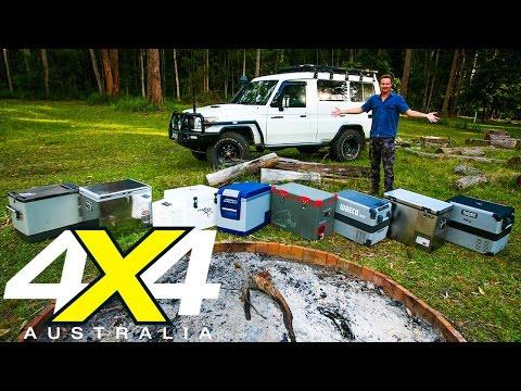 Eight-way fridge comparison   Gear   4X4 Australia