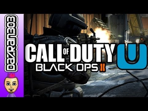 call of duty black ops ii wii u youtube