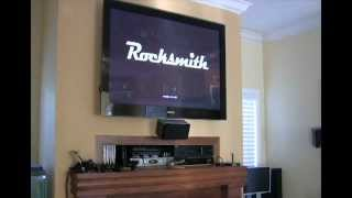 Just me demonstrating how I got rocksmith to work with my acoustic guitar. Note, I am not good at guitar! this is just to show how to...