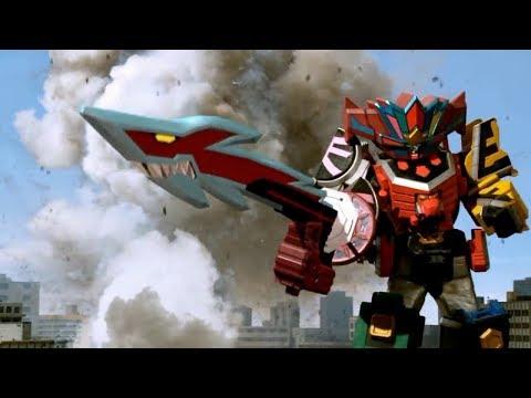 Power Rangers Samurai Choque de Rangers Rojos Trailer Oficial