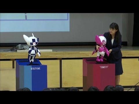 Ολυμπιακοί Αγώνες -Τόκυο: Tα αποκαλυπτήρια των μασκότ – ρομπότ …