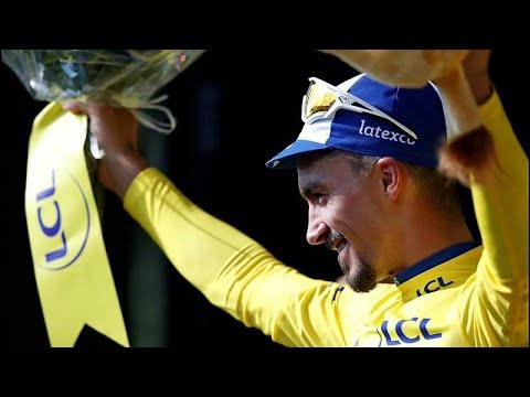 Tour de France 2019 - Julian Alaphilippe gewinnt Gelb ...