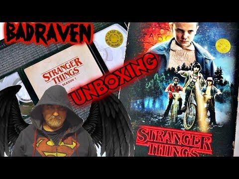 Stranger Things Season 1 Unboxing