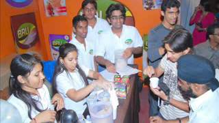 Sales Promotion at Pillais College Annual Event Panvel