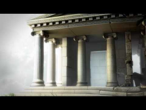 The Legend Of Olympus Intro Cinematic