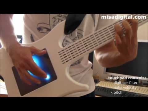misa digital guitar running linux kernel 2.6.31.  very fun and mesmerizing to play.  sydney, australia.  http://www.misadigital.com  PLEASE NOTE: that