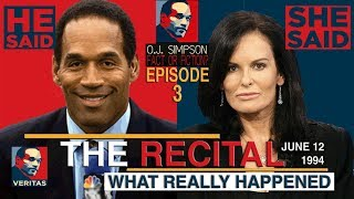 Video O.J. Simpson: Fact or Fiction?   Episode 3: The Recital – He Said, She Said. MP3, 3GP, MP4, WEBM, AVI, FLV Juni 2018