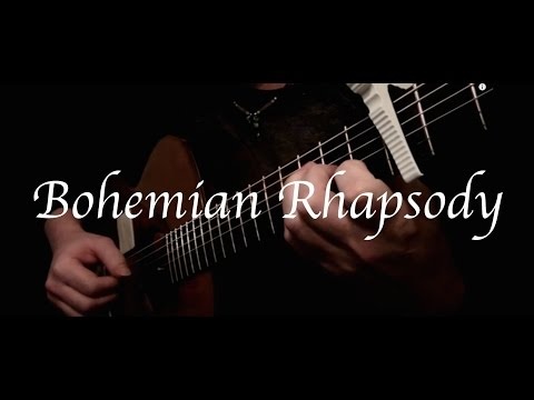 Queen - Bohemian Rhapsody - Fingerstyle Guitar