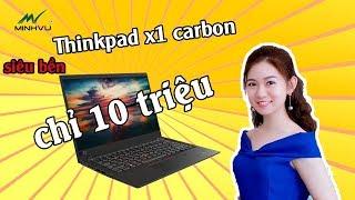 Thinkpad X1 Carbon Gen 3 - đã từng