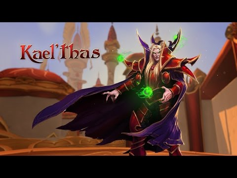 ¡Ya nadie lo puede parar! Kael'thas se une a Heroes of the Storm