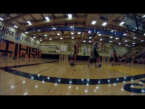 Inglemoor High School Basketball Select 5th Grade 02-23-2013 Game 2