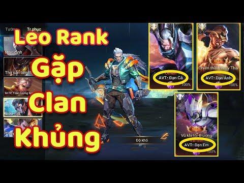 [Gcaothu] Leo rank gặp ngay clan khủng chơi cực gắt - Trận đấu học cách ăn hành khi chơi Murad - Thời lượng: 20:00.