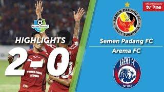 Video Semen Padang FC vs Arema FC: 2-0 All Goals & Highlights MP3, 3GP, MP4, WEBM, AVI, FLV November 2018