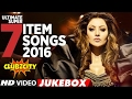 Ultimate Super 7 Item Songs | Mix  Latest Item Song | Bollywood Hot Songs video download