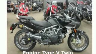 8. 2012 Aprilia Mana 850 GT ABS - Specification and Walkaround - techracers