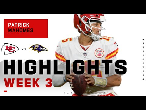 Patrick Mahomes GOES OFF for 4 TDs Against the NFL's Best Defense! | NFL 2020 Highlights
