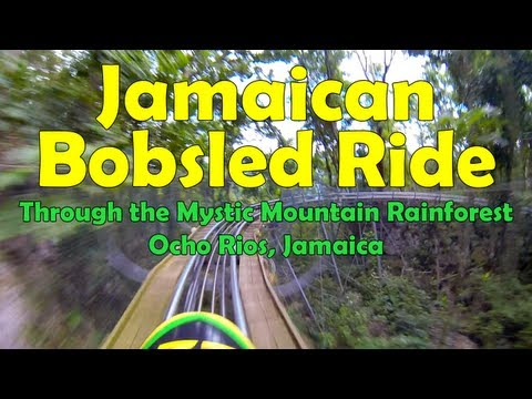 Jamaican Bobsled Ride – Mon
