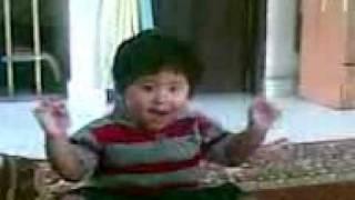Video Lucu Anak Bayi.3gp