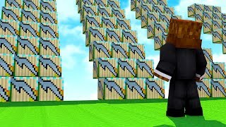 Greek God Lucky Block Staircase Race - Minecraft Modded Minigame | JeromeASF
