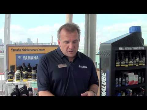 Outboard Maintenance Tips From Yamaha
