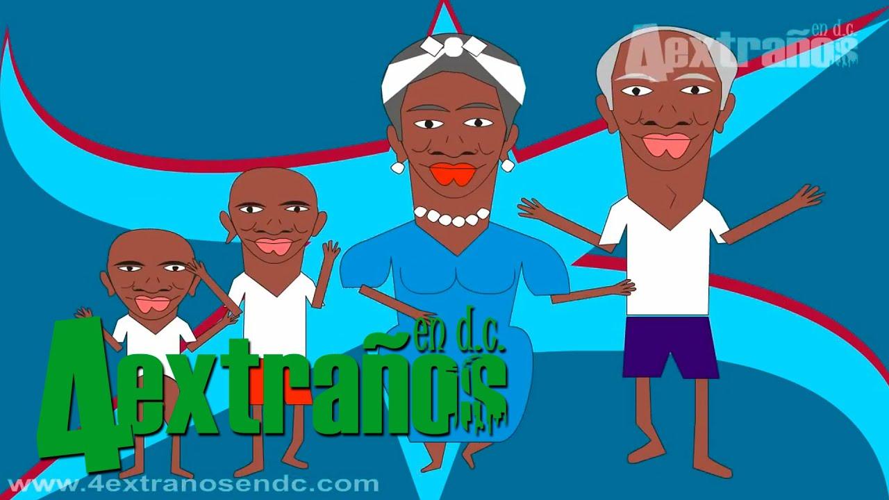 4 Extraños en D.C - Rock Al Parque