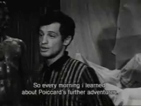 Jean-Paul Belmondo interview 1961