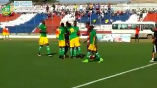 موريتانيا تفوز 2 -0 على ليبريا  * Liberia 0-2 Mauritanie