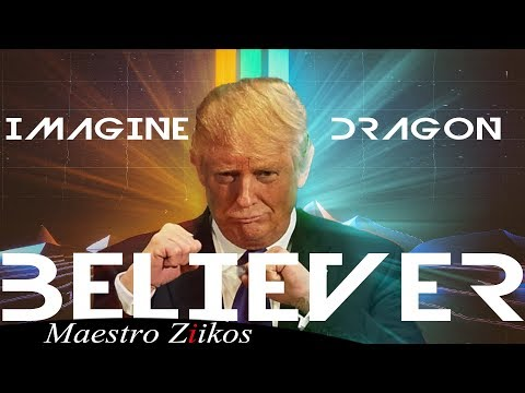 Video Trump Sings Believer by Imagine Dragons download in MP3, 3GP, MP4, WEBM, AVI, FLV January 2017