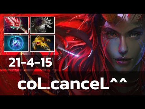 coL canceL • Queen of Pain • 21-4-15 — Pro MMR