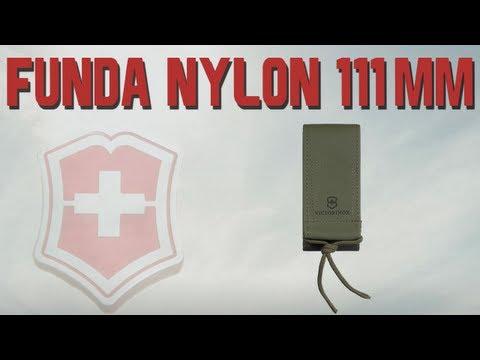 VICTORINOX - FUNDA DE NYLON PARA 111 MM - NYLON POUCH COVER