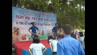 Hướng dẫn dân vũ: Té nước - TL
