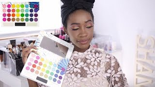 Hello hello hello beautiful people! Today I created a look using the NEW BH Cosmetics Take Me Back to Brazil Palette ... It's an ...