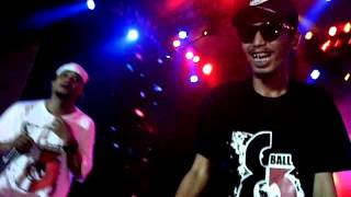 Video 8 Ball Sleepless In Mind Feat. Robe - Eaaa di PRJ 26-Juni-2012 #OneDayHipHop2 #PRJ by: @Asngari MP3, 3GP, MP4, WEBM, AVI, FLV Maret 2019