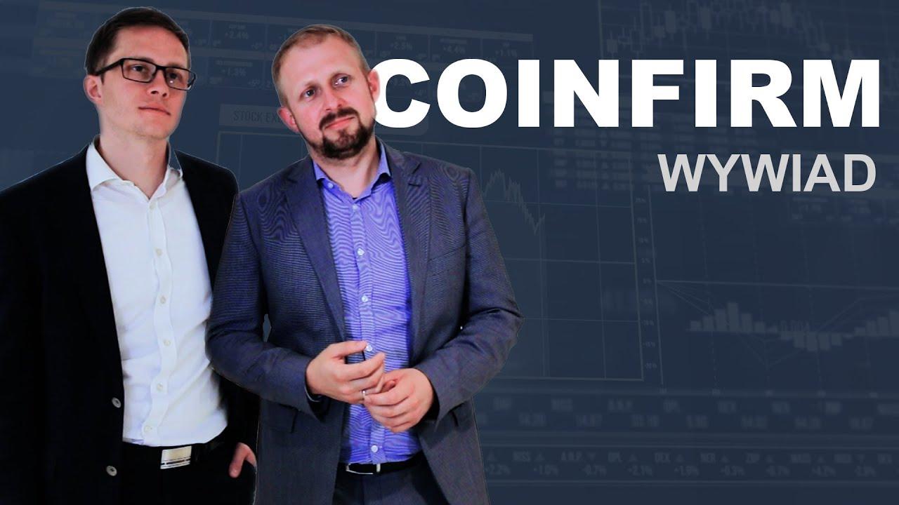Wideo: Coinfirm współpracuje z Bisnode