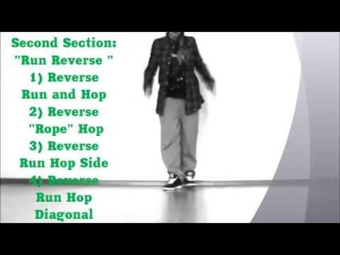Хип-Хоп импровизация. Урок видео.