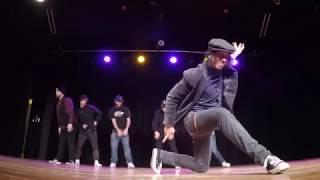 DeaD AnglE CreW (Hyougz Pop, Wonka, Taz, Lord, C-Pop & Dannymation) – Sherbrooke 2018 Freestyle
