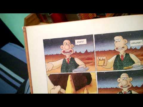 Aiden Reads Episode 100: Wallace and Gromit In: A Grand Day Out (100th Episode Special!)