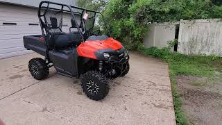 5. 2019 Honda Pioneer 700 Deluxe at Bartlesville Cycle Sports in Bartlesville, OK