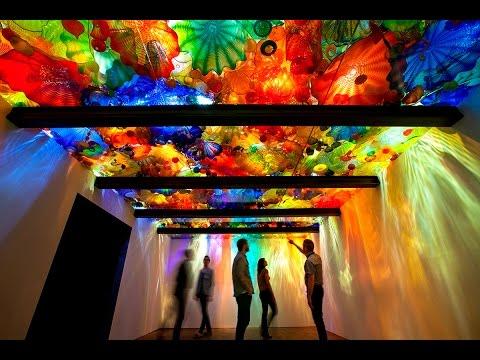 Выставка Дейла Чихули в Торонто!