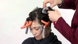How to Create a Beach Wave Permanent Hairstyle