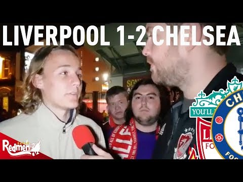 Liverpool V Chelsea 1-2 | Free For All Fan Cam