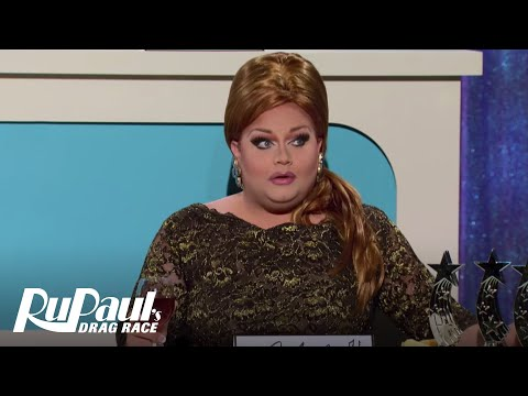 RuPaul's Drag Race | Snatch Game w/ Tamar Braxton & Michael Urie | Season 7