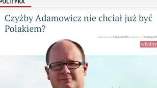 Dlaczego zamordowano Prezydenta Adamowicza?